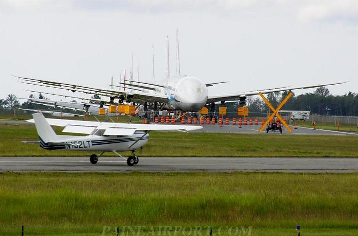 Aerospace and General Aviation at Paine Field